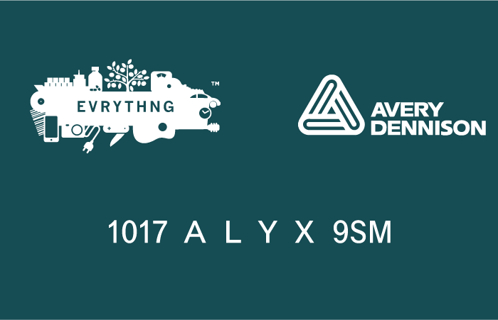 Avery Dennison And EVRYTHNG Partner With 1017 ALYX 9SM Allowing Consumers To 'Track To The Rack'