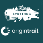 The EVRYTHNG logo above the OriginTrail