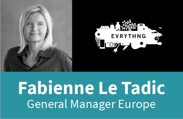 Introducing Fabienne Le Tadic as EVRYTHNG General Manager Europe