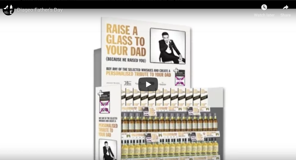 Diageo Father's Day