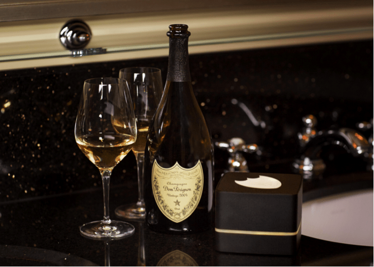 EVRYTHNG's IoT solution for Dom Perignon, luxury