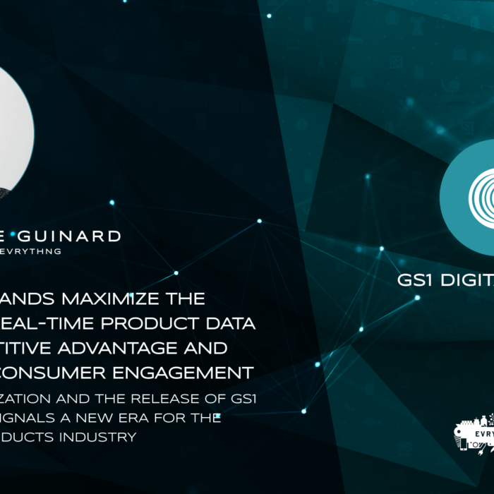 GS1 Digital Link 1.1: Helping Brands Maximize the Power of Real-time Product Data for Direct-to-Consumer Engagement