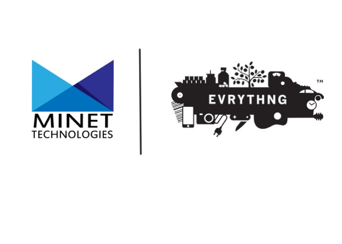 EVRYTHNG Minet Partnership