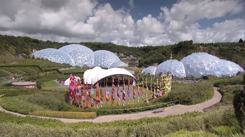 Eden Project, IoT sustainability